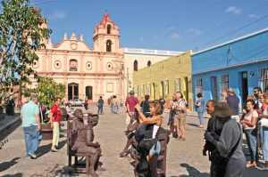 Cuba to Host Sympossium on Historical Cities