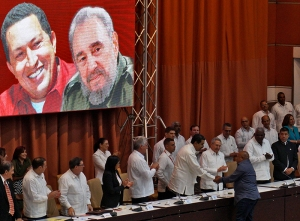 ALBA-TCP united in favor of the sovereignty of Venezuela