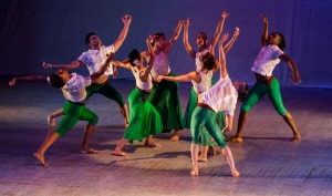 Contemporary Ballet of Camagüey devoted special function to the anniversary of the code