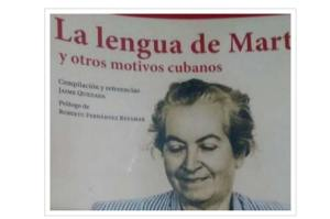 Chilean Gabriela Mistral's Texts on José Martí at Havana Fair
